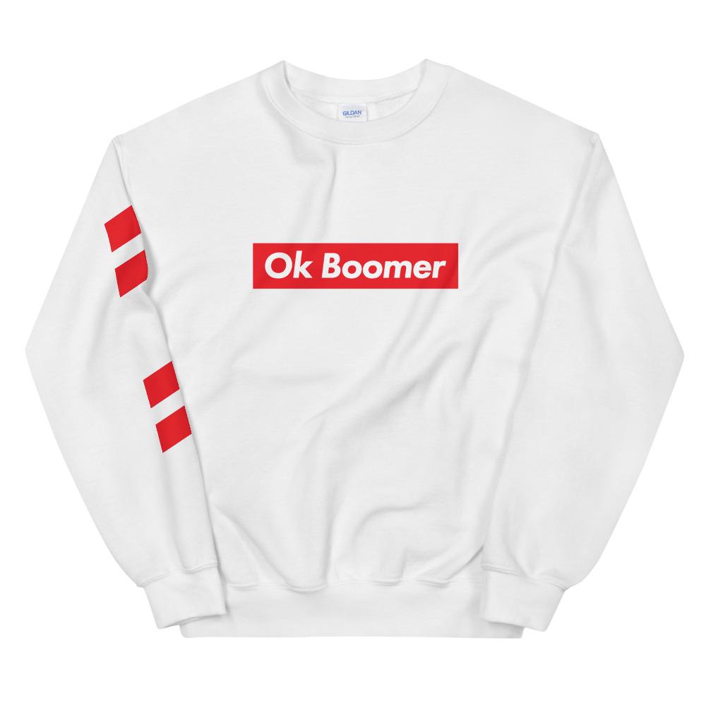 Ok Boomer Sweatshirt Premium